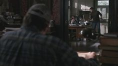 4.02 Are You There God? It's Me, Dean Winchester - SPN 0039 - Supernatural Screencaps