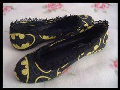Batman flats