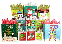 Image result for christmas gift bags