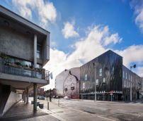 Theatererweiterung von Manuelle Gautrand / Mehr Drama für Béthune - Architektur und Architekten - News / Meldungen / Nachrichten - BauNetz.de