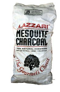 Lazzari mesquite lump charcoal - also charcoal briquettes, hickory chips, smoking wood chips, mesquite charcoal for…