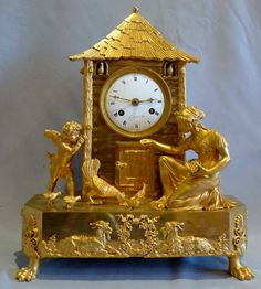 Antique clock                                                                                                                                                                                 More