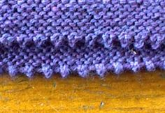 This is a very decorative #knitting cast on! Channel Island Cast On at Countrywool