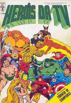 Cover for Heróis da TV (Editora Abril, 1979 series) #108
