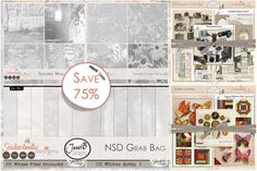 iNSD with SnickerdoodleDesigns Grab Bags at 75% to 80% off!  CU Digitals; http://cudigitals.com/index.php?main_page=index&manufacturers_id=87. 05/03/2015
