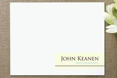 JK Photography Business Stationery Cards by Sheila Sunaryo at minted.com