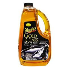 best car shampoo - Meguiar's G7164 Gold Class Car Wash Shampoo & Conditioner