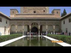 Ciudades patrimonio de la humanidad (IV). Nivel B2 - YouTube, VideoELE : Granada : la Alhambra y el barrio del Albaicín.