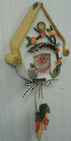 Casetta con fiori - di Luisa Valent