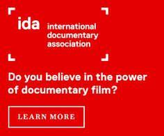 Learn More: International Documentary Association