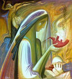 Αίθουσα Τέχνης Χρύσα - Oμαδική έκθεσή με θέμα το Τάμα 2011 - Γιώργος Κόρδης Richard Burlet, Orthodox Icons, Modern Art, Contemporary, Surrealism, Culture, Abstract, Painters, Figurative