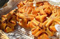 Slané kvetinky (fotorecept) - Recept Apple Pie, Desserts, Food, Apple Cobbler, Tailgate Desserts, Deserts, Essen, Dessert, Yemek