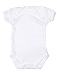 4 Pk  Short SleeveToddler  Envelope Neck Bodysuit