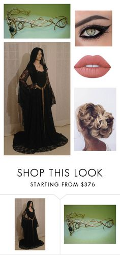 """""""The Ball"""" by irishdancer514 ❤ liked on Polyvore featuring Lime Crime"""