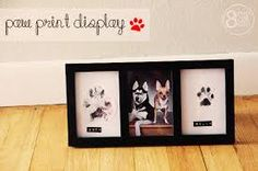 Image result for paw print art