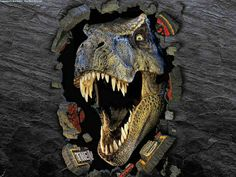 Philippe Hammond, le Tyrannosaure de Jurassic Street