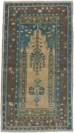 x Vintage Turkish Anatolian Rug Rugs On Carpet, Carpets, Moroccan Design, Oriental Rugs, Rug Runner, Hand Weaving, Inspiration, Vintage, Products