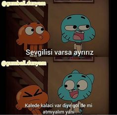 Kankam ve ben :() Funny Ads, Funny Comics, Funny Memes, Crazy Girls, Stupid Memes, Gumball, Darwin, The Simpsons, Sword Art Online