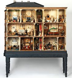 Dollhouse Decorating | Victorian Accessories and Furniture | http://dollhousedecoratingblog.com