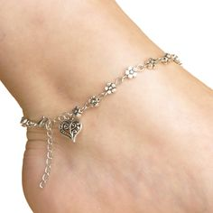 Liraly Womens Summer Beach Anklet Sandal Barefoot Chains Foot Girls Bracelet Ankle Chain 2019 Multicolor