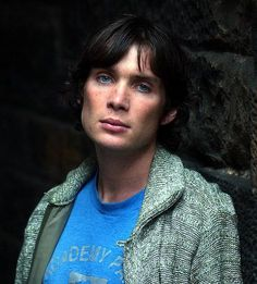 Cillian Murphy. Holy Mary, mother of Christ...beautiful.