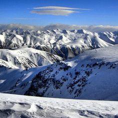 Treble Cone Ski Resort - Wanaka, New Zealand