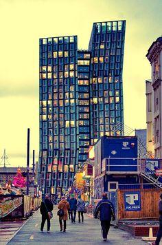 Hambourg 59 Reeperbahn Tanzende Türme