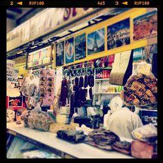 Mercado de San Juan, México DF