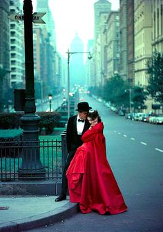 Evening Wraps | by Gordon Parks, New York, New York, c.1956