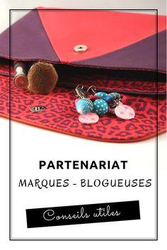 Partenariat marque / blogueuse, quelques conseils utiles pour les blogueuses