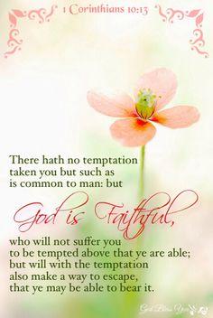 1 Cor 10:13