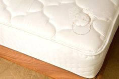 Ways to remove mattress stains using household products like laundry detergent, vinegar, baking soda, peroxide (depending on the stain). I think I may have to wait until spring to do this, but I'm anxious now!