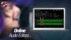 best online audio editors