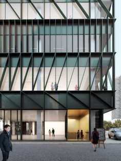 Mecanoo Unveils Namdaemun Office Building in Seoul,Courtesy of Mecanoo