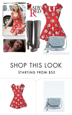 Lydia Martin in 5x06 Required Reading pt. 2 by saniday on Polyvore featuring mode, Abercrombie & Fitch and Kimchi Blue