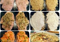 There is never enough inspiration for Sunday lunch, so we've prepared another great recipe for a chicken breast dish that you can prepare for your family. There are many of these recipes, it can b Chicken Snacks, Chicken Recipes, Cooking Recipes, Healthy Recipes, Hungarian Recipes, My Best Recipe, Basic Recipe, Easy Snacks, Great Recipes