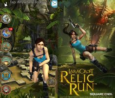 New Lara Croft Relic Run hack is finally here and its working on both iOS and Android platforms. This generator is free and its really easy to use! New Lara Croft, Gaming Tips, Game Update, Free Gems, Website Features, Test Card, Hack Online, Glitch, Training Tips