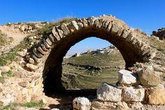 Kerak Castle in Jordan