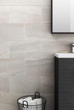 The Oceania white wall tiles, a stylish stone wall tile from the stoneware ceramic tile collection, a range of quality wall tiles ideal for kitchens, bathrooms & shower walls. It contains a subtle white stone effect which gives a natural feel to the tile. Also known as Fiji white wall tiles White Wall Tiles, Tile Suppliers, Adhesive Tiles, Ceramic Wall Tiles, White Stone, Tile Floor, Shower Walls, Flooring, Ceramics