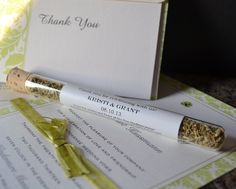 Wedding Favours - Pepper Tree Spice Co. Inc.