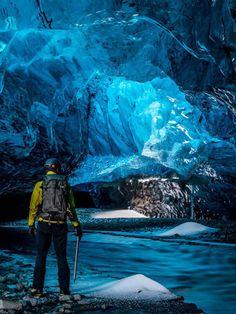 Vatnajökull Ice Caves