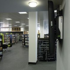 PAI Group involved in multi-million pound Llanelli Library makeover - http://www.paigroup.com/news/article/pai_group_involved_in_llanelli_library_makeover.