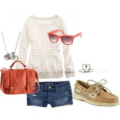 Summer outfit! My favorite time of the year.