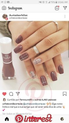 Semi-permanent varnish, false nails, patches: which manicure to choose? - My Nails Manicure Colors, Gel Manicure, Nail Colors, Love Nails, Pink Nails, My Nails, Stylish Nails, Trendy Nails, Nagellack Design