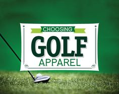 Promotionally Yours: Choosing Golf Apparel - Promotionally yours, Sheri...