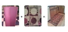 Recycle Your Yoga Mat-Make a Rug!   Sweetwater Style