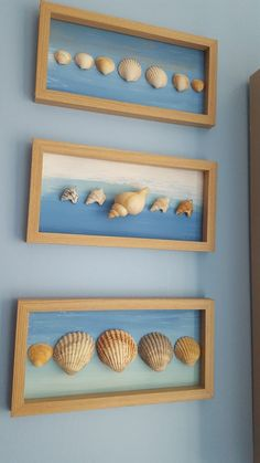 Deko basteln Conchas A Patriotic House Adorning Theme Are you laborious core pink, white, and blue? Beach Crafts, Home Crafts, Diy And Crafts, Craft Projects, Crafts For Kids, Arts And Crafts, Craft Ideas, Decor Ideas, Art Decor