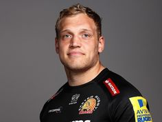 Exeter Chiefs Player James Freeman Back-Row