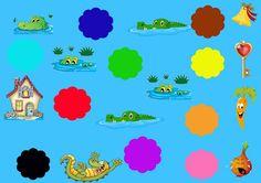 """MammaBallerina by Simo: Impariamo i colori e la lettera """"C"""""""