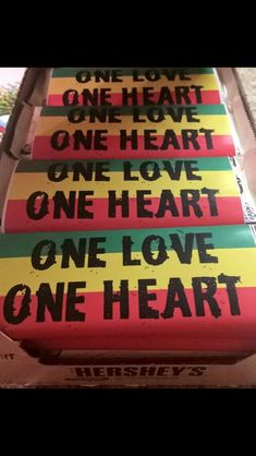 One love one heart reggae party